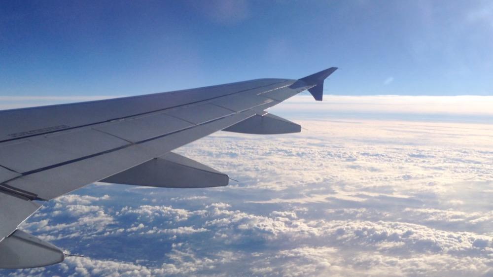 Flugreisen mit Rolli