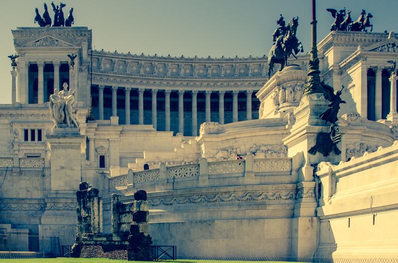 Mit Rollstuhl - wie barrierefrei ist Rom?