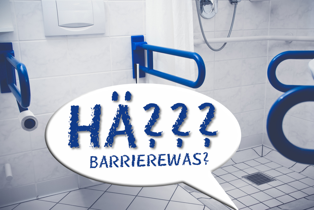 Barrierewas?