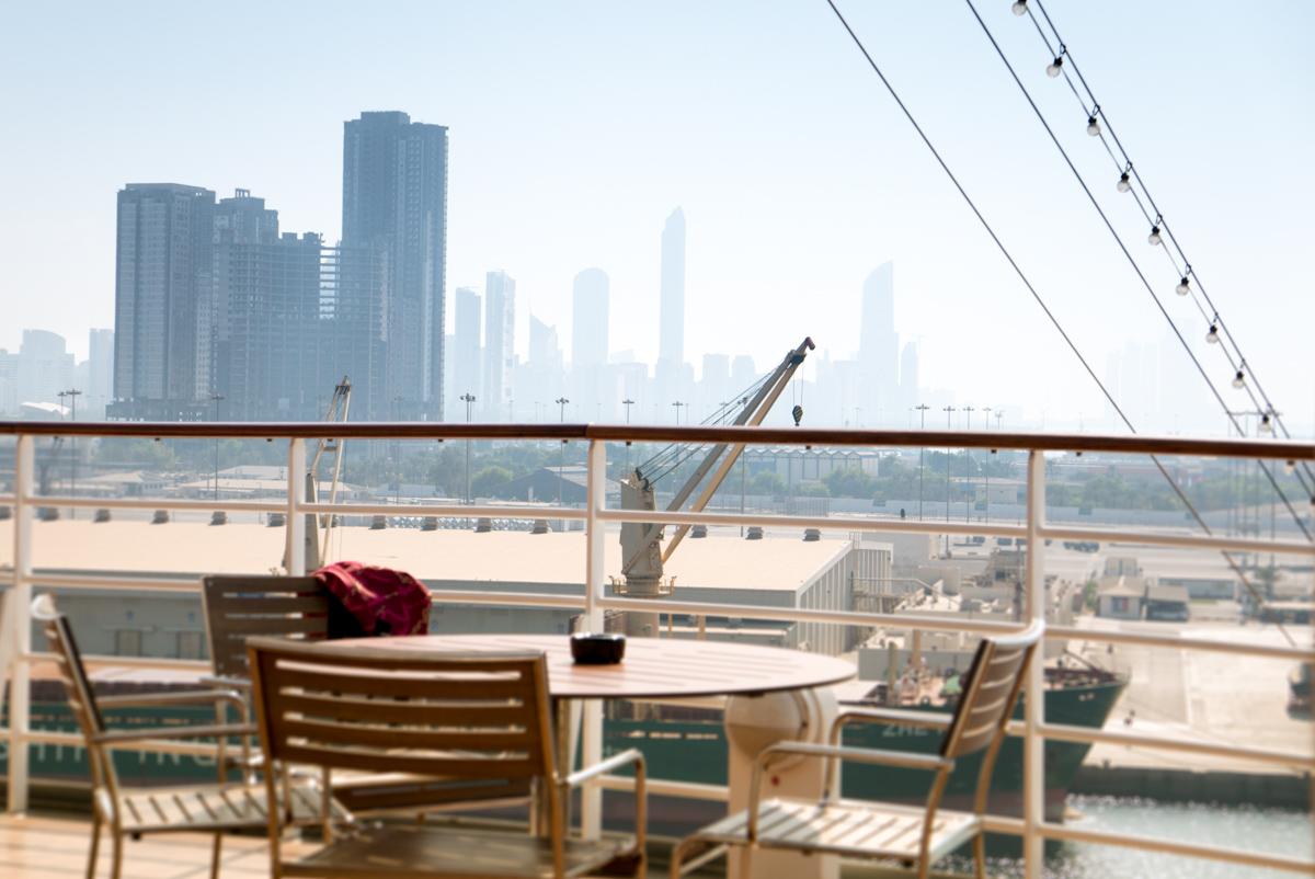 Grand Tour of the Orient (1): Abu Dhabi