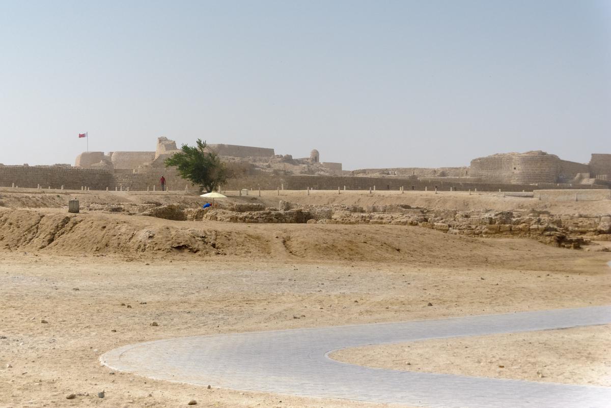 Grand Tour of the Orient (2): Bahrain