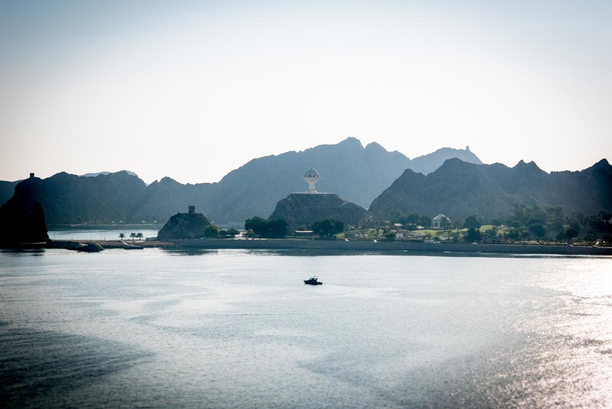 Grand Tour of the Orient (3): Maskat, Oman