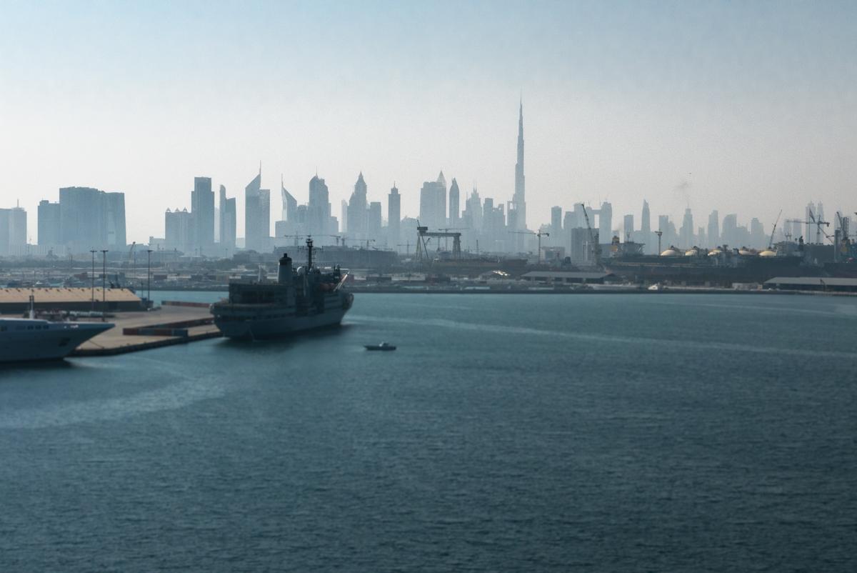 Grand Tour of the Orient (4): Dubai