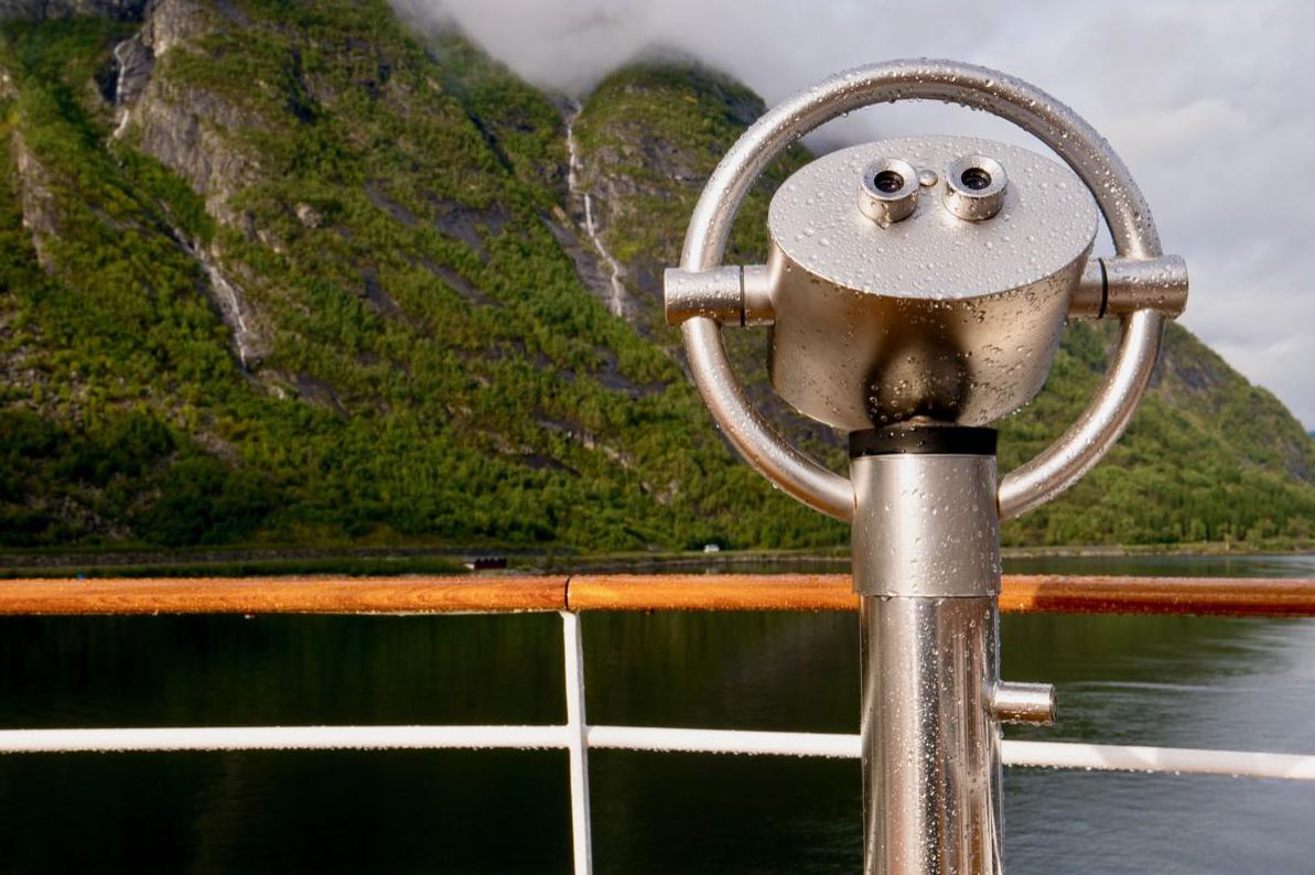 Norwegische Fjorde mit der AIDAsol