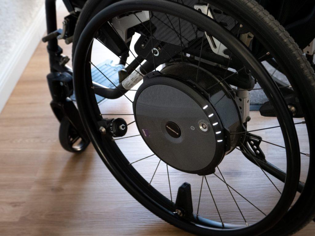 Der Handicaptain bloggt zu Themen, die für Menschen mit Behinderungen relevant sind - Alber e-motion M25