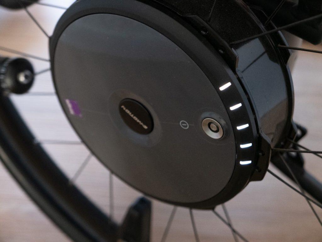 Der Handicaptain bloggt zu Themen, die für Menschen mit Behinderungen relevant sind - LEDs zeigen den Ladezustand der e-motion M25 an